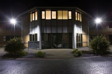 Glowing idea for North East business centre