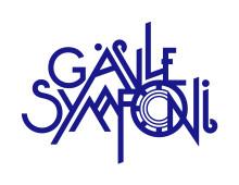 VIP-konsert och ny grafisk identitet för Gävle Symfoniorkester
