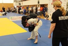TOP UK ATHLETES CLAIM NATIONAL TITLES AT THE ENGLISH OPEN BJJ (BRAZILIAN JIU JITSU) CHAMPIONSHIPS
