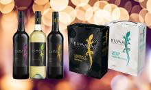 Kumala-viiniperheeltä uudet kevään ja kesän juhlakattauksiin sopivat pakkaukset