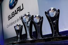 Ny prestigefylld utmärkelse till Subaru