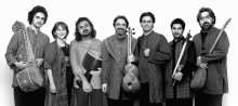 Hossein Alizadeh & Hamavayan Ensemble gästar Uppsala Konsert & Kongress