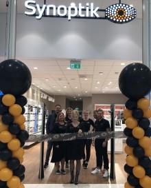 Synoptik öppnar ny butik i Kristianstad och startar lokal glasögoninsamling till Optiker utan gränser