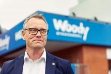 Fredrik Johanson lämnar VD-rollen inom Woody Bygghandel