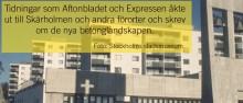Tur och retur till framtiden: Förorten i centrum - Skärholmen 50 år!