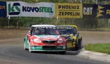 Rallycross-EM: Marginalerna på fel sida för Jernberg