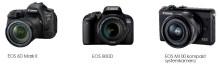 Canon global markedsleder innen digitalkameraer med utskiftbare objektiver for 15. år på rad