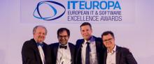 Unit4 utsett till vinnare av årets bästa företagslösning på  European IT & Software Excellence Awards