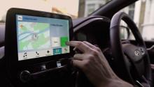 Fords nya appar gör det lätt att hitta rätt i trafiken