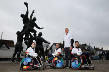 BT National Championships bring competitive Wheelchair Rugby back to the Copper Box