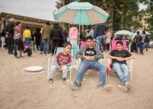 Mötesplats Gottsunda skapar tryggare närmiljö för barnfamiljer