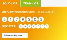 Bildung gewinnt / Erste Ziehung der neuen Bildungs-Chancen-Lotterie