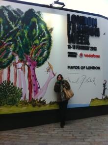 London Fashion Week 15-19 februari 2013