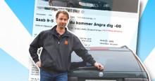 """Spoon gör film om """"Blocketbil"""" för Orio"""
