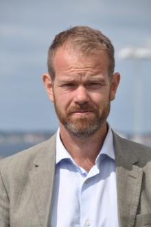 Patrik Möller ny exploateringschef i Helsingborg
