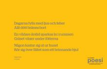 Jörgen Linds poesi