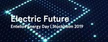 Electric Future - Entelios Energy Day Stockholm 2019