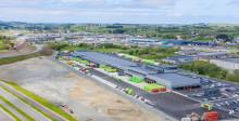 Invitasjon til åpning av Posten og Brings logistikksenter Stavanger