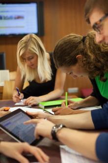 """5. Gesundheitstag auf dem Campus mit dem Gesundheitsmodul """"Stresstest"""""""