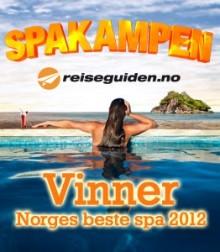 Norges bästa spa på Stena Saga