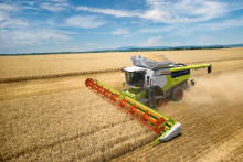 LEXION 8000 and 7000: New high-performance combine harvesters with up to 790 hp