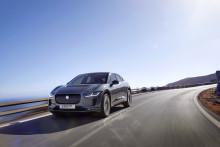 Ny salgsrekord for Jaguar i Norge