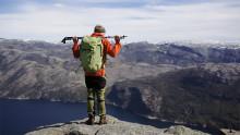 'Safety first' in de Noorse bergen