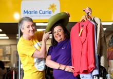BT volunteers raise £198,000 for Marie Curie & Irish Cancer Society