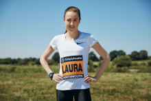 Laura Muir joins Simplyhealth Professionals at London Vet Show