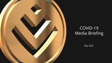 Discovery COVID-19 media webinar slides