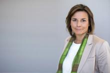 Vice statsminister och biståndsministern Isabella Lövin kommer till Folk och Kultur