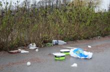 Mindre skräp i Sjöbo kommun