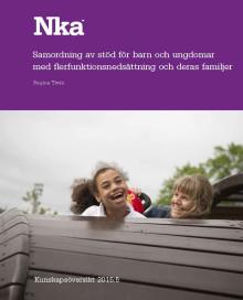 Samordning av stöd för barn och ungdomar med flerfunktionsnedsättning och deras familjer