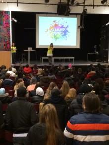 Mimer ger 50 ungdomar sommarjobb - 200 kom på informationsträff