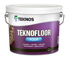 Ny slitstark vattenburet alternativ för betong- och trägolv