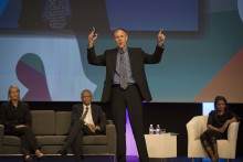 The Big Fat Debate lives up to its billing at the Discovery Vitality Summit