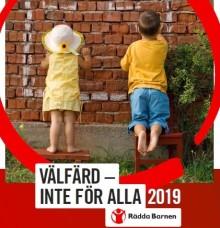 Rädda Barnen visar i ny rapport: Minskade satsningar på familjepolitiken försämrar situationen för de redan utsatta
