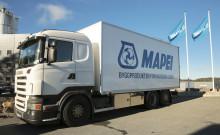 Mapei øker kapasiteten med to nye sparkelbiler