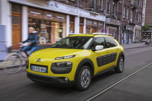 "CITROËN C4 CACTUS ""2015 World Car Design of the Year"""