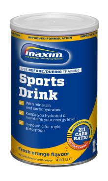Maxim jatkaa SUL-juoksutapahtumien virallisena urheilujuomana
