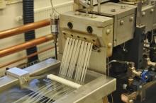 Ny fabrik i Stockholm tillverkar grönt flamskyddsmaterial