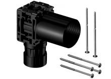 Smartare väggdosor - Uponor Smart Aqua PLUS Väggdosa M7A