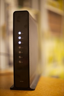 Europe's fastest broad band modem tested in Norway