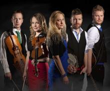 Över 100 barn och unga spelar modern folkmusik med Lyy på Palladium Malmö – under Folkmusikhelg i Malmö 20–21 oktober