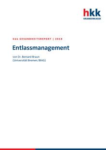 hkk Gesundheitsreport 2018: Entlassmanagement