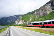 Norwegian Railways - NSB - selects HR and payroll service solution from Zalaris