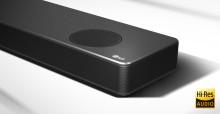 LG:s nya soundbars gör det möjligt för ännu fler att ta del av en ljudupplevelse av högsta klass