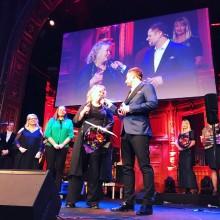 Ordförande i bröstcancerförening – vinnare av Årets Eldsjäl