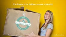 Sveriges e-handlare startar organisationen Hållbar E-handel.