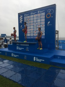 Kristian Blummenfelt med ny pallplass i Yokohama World Triathlon Series